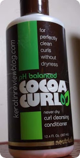 Cocoa Curl Cleaning Conditioner