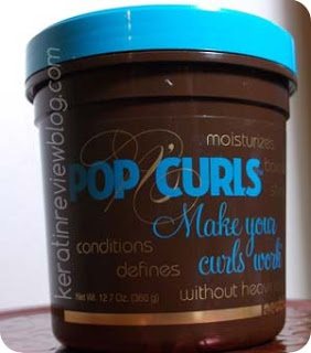 Pop N curls Cream