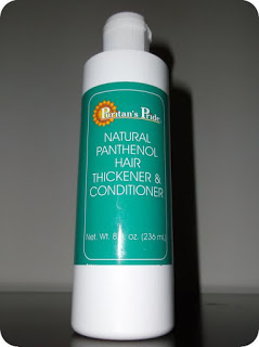 Hair thickener and conditioner